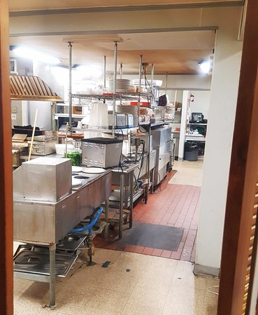 Sellersville, PA: view of the kitchen