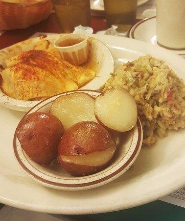 Sellersville, PA: Crab Stuffed Flounder