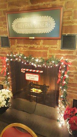 Sellersville, PA: fireplace humor