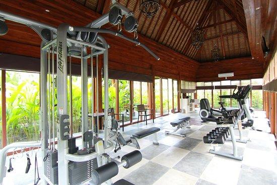 fitness center picture of grand mega resort spa cepu cepu rh tripadvisor com