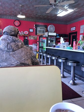 Lenoir, NC: 12:30 at city cafe