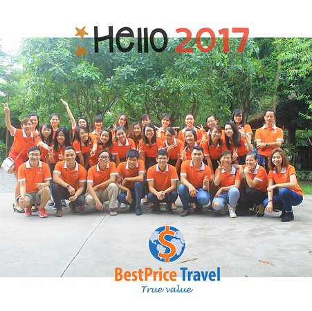BestPrice Travel: Warmest Greetings from the whole BestPrice team!!!!