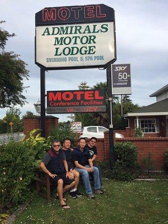 Admirals Motor Lodge
