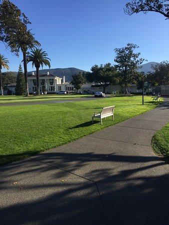 Silverado Resort and Spa: View of the main lodge