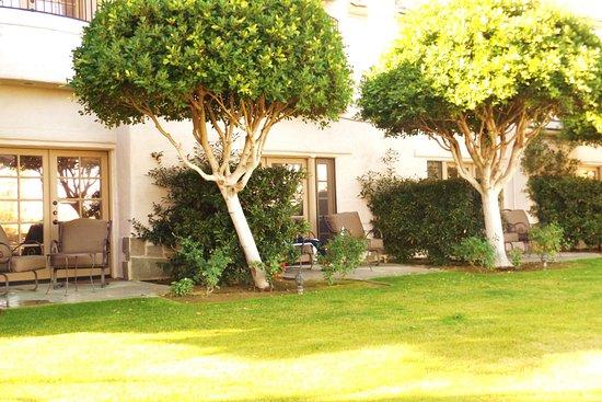 La Quinta, CA: Every room overlooks the lake