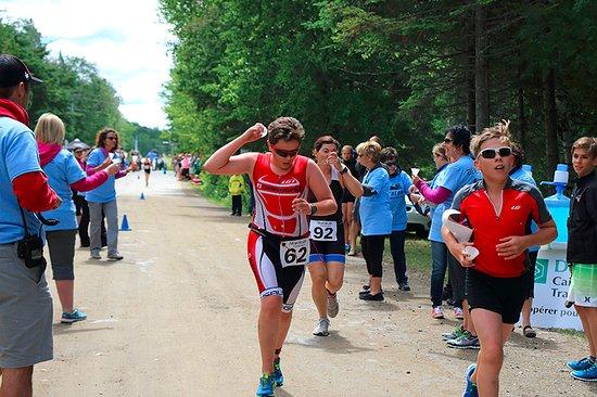 Pohenegamook Sante Plein Air : Triathlon Pohénégamook
