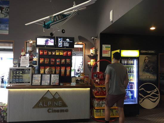 Alpine Cinema