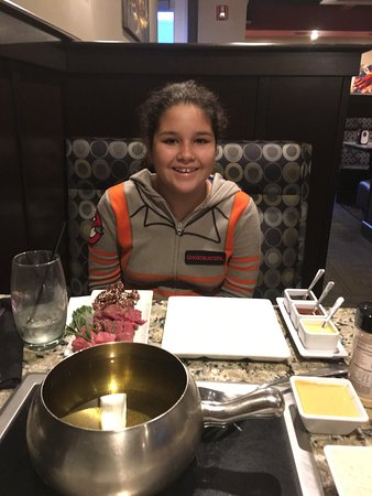 Melting Pot: Mommy and daughter day.