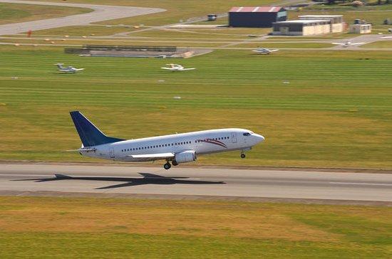 Private Departure Transfer: Zagreb Hotels to Zagreb Airport