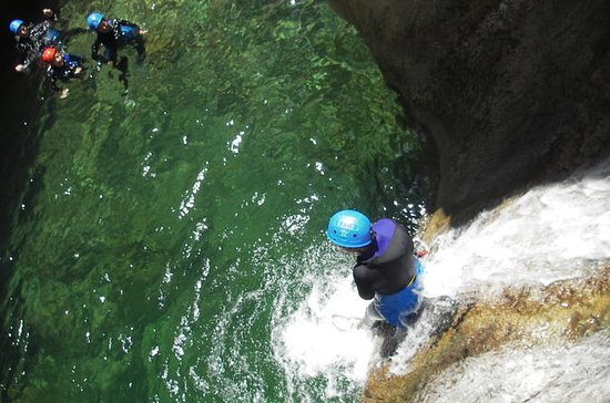 4 Hour Canyoning in the island of...