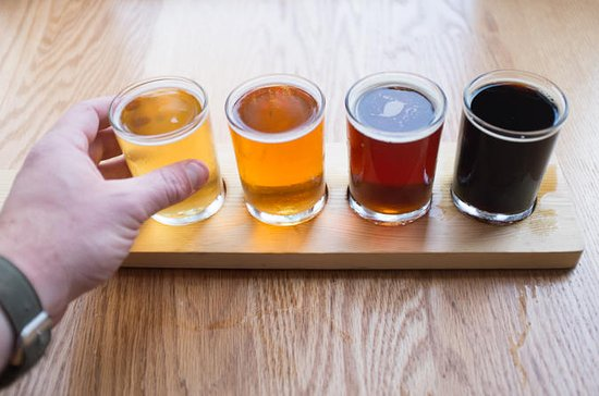 Öst och Central Los Angeles ölhopp