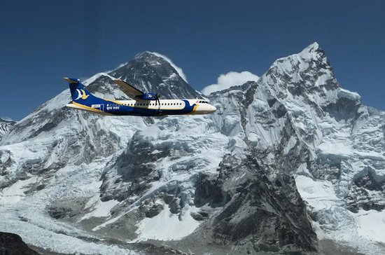 Flight Over the Himalayas including...