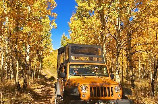 Fall Foliage Jeep Tour