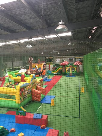 Beenleigh, Australia: Inflatable World