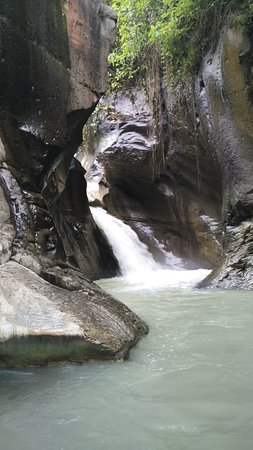 Mangku Kodek Waterfall
