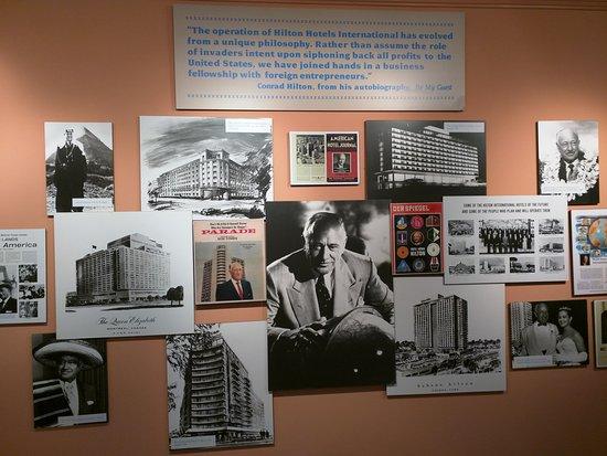 Cisco, Τέξας: Hilton history
