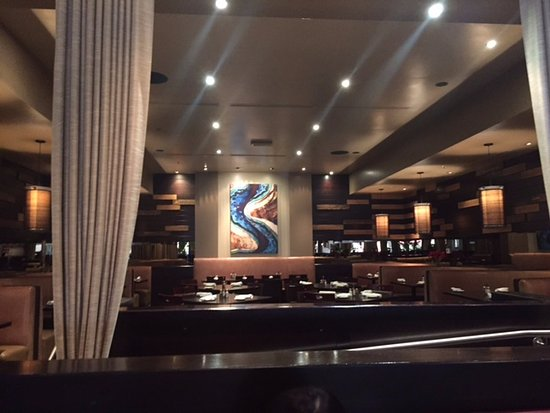 Bluewater Grill: Dinning area