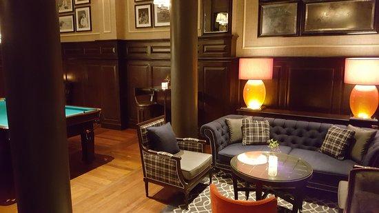Sarkies Bar at The Strand Hotel