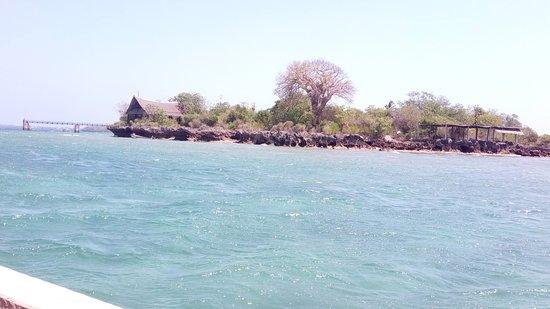 Shimoni, Kenya: Wasini Island