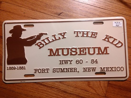Fort Sumner, NM: Great momento!