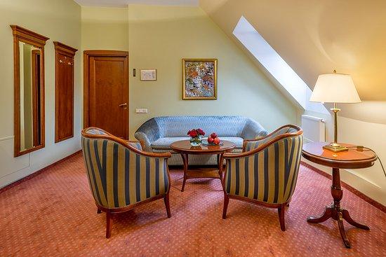 Interior - Picture of Boutique Hotel Grotthuss, Vilnius - Tripadvisor