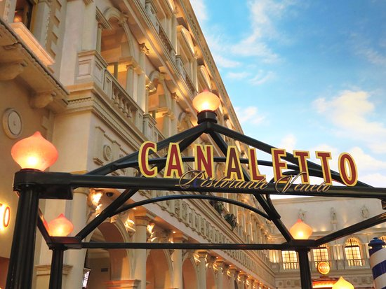 Cetto Italian Restaurant The Venetian Las Vegas 04 Jan 17