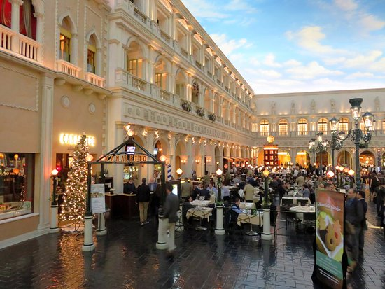 The Venetian Las Vegas Restaurants