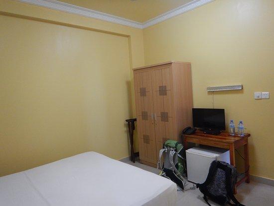 House Clover: Sleeping room