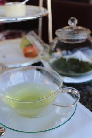 The Peak Lounge: 井ノ倉茶園の大和茶