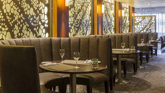 Thirty7 Restaurant: Booths