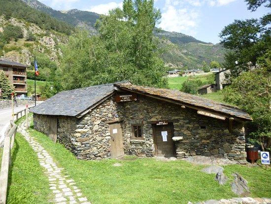 La Cortinada, Andorra: Asserradero de Cal Pal