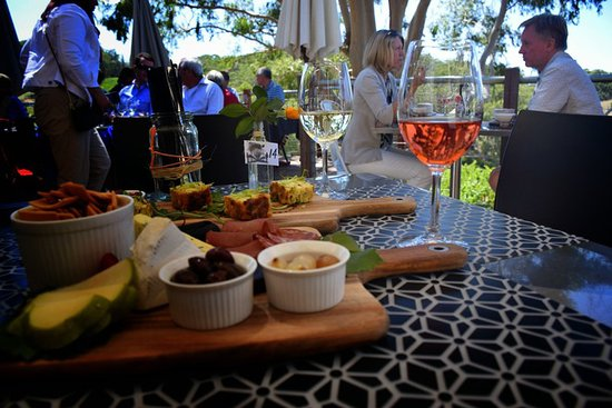 Adelaide Hills, Australia: Great food and wine