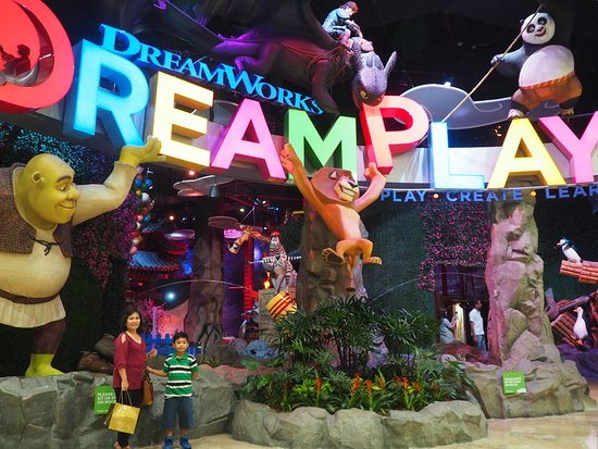 DreamPlay by DreamWorks