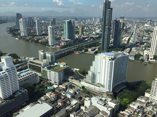 Window View - Tower Club at lebua Photo