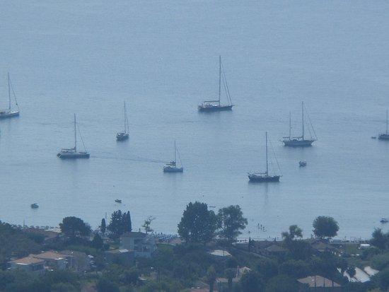 Anthousa, Greece: view