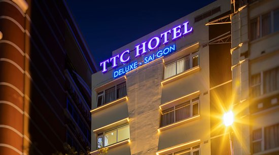 TTC Hotel Deluxe - Saigon