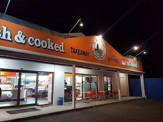 Good Seafood Restaurants Sunshine Coast