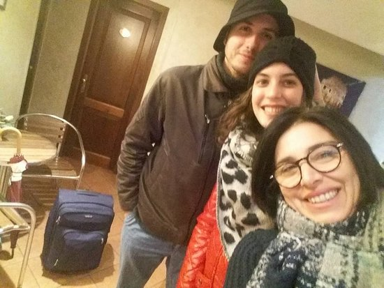 Nights in Rome: Giulia e Giuliano da Camerino!