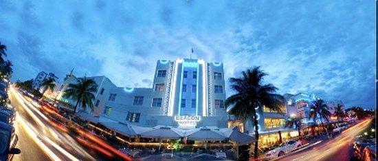 Beacon Hotel Exterior