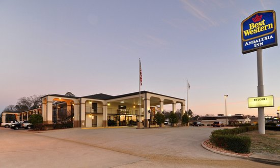 Best Western Andalusia Inn