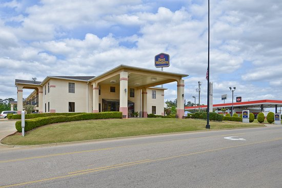 Best Western Greenville Inn: Exterior