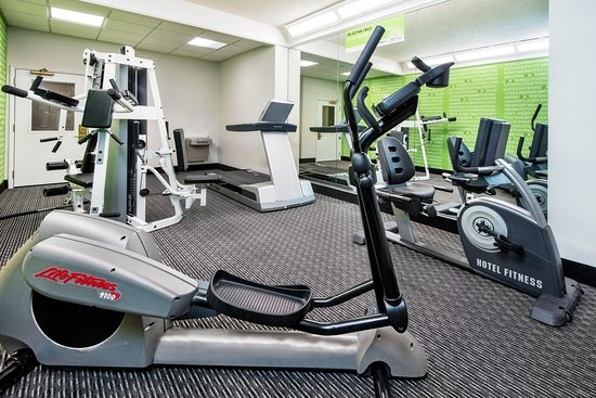 Irving, Teksas: Fitness Center