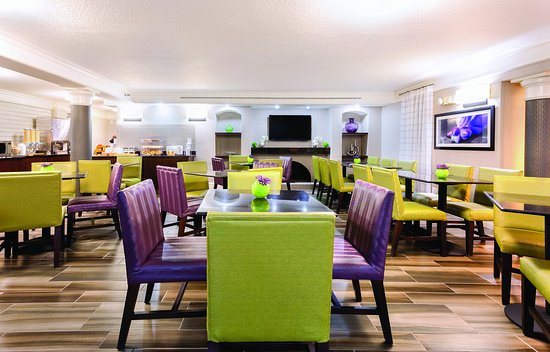 La Quinta Inn Miami Airport North: Breakfast Area