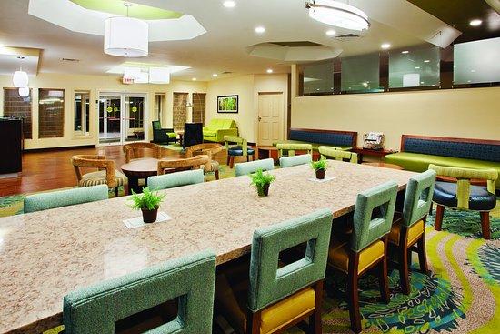 Valdosta, GA: Breakfast Area