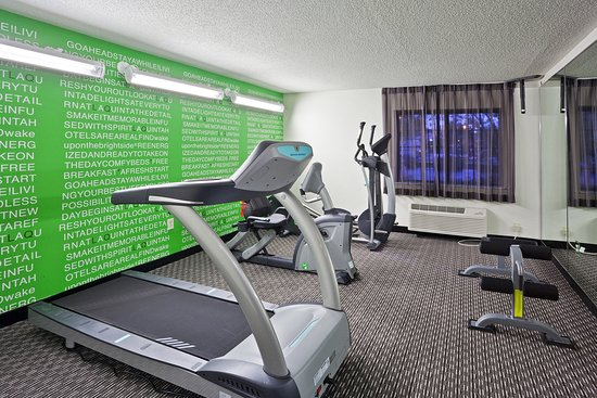 Macedonia, OH: Fitness Center