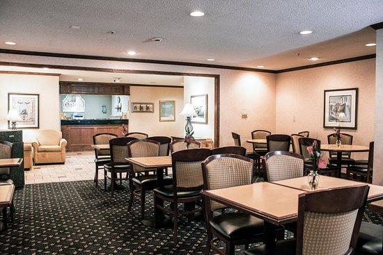 Springdale, OH: Breakfast Area