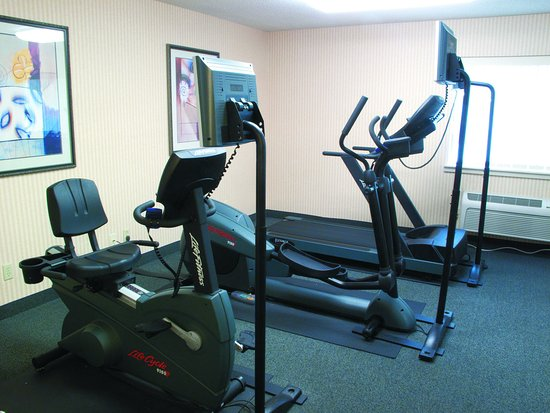 Stevens Point, WI: Fitness Center
