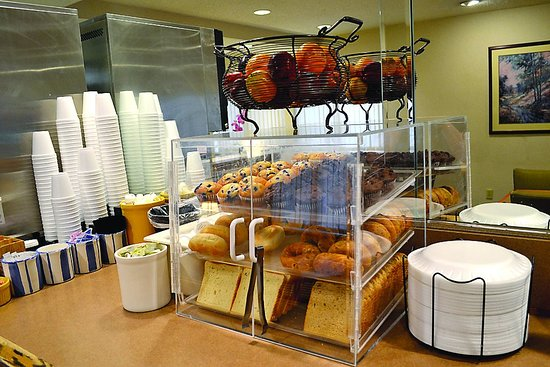 Pleasant Prairie, Висконсин: Breakfast Bar