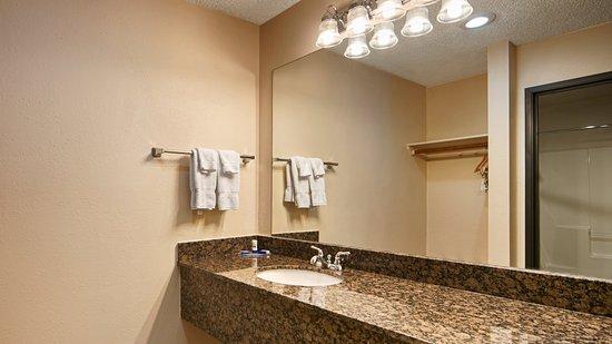Show Low, Аризона: Bathroom