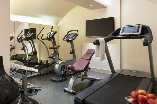 Hotel Keppler: Health Club